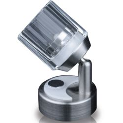 33MW Elegant Wall LED Light - Brsh Nickel, Dimming image