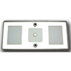3-1/2 in. x 8 in. Elegant Surface Mount LED Wall Light image