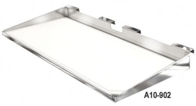 Serving Shelf with Removable Cutting Board image