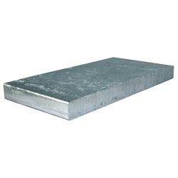 Smaller Commercial Plate Stock Anodes - Zinc image