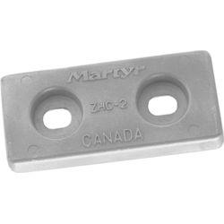 Taiwan Bolt-On Hull Plate Anode - Zinc image