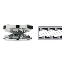 RC12-10 Vertical Rope Chain Windlass - Low Profile image