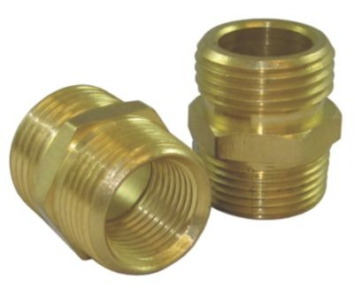 Garden Hose to Pipe Adapter image