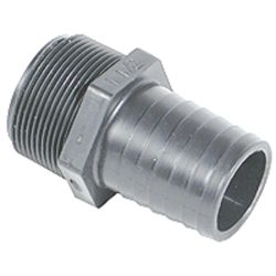 Male Hose to Pipe Adapters image