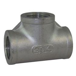 Stainless Steel Pipe Tees image