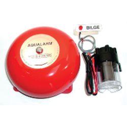 High Bilge Water Level Warning System image