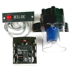 Automatic Bilge Pump Switch and Alarm System image