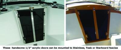 Acrylic Companionway Doors image