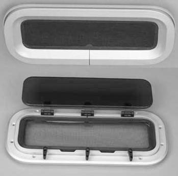 Bomar 2000 Series Rectangular Ports image