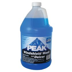 Basic -20 Windshield Wash - Blue image