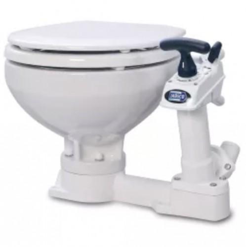 Compact Manual Toilet w/Twist n Lock image
