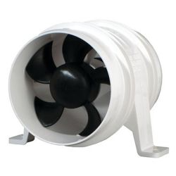 Attwood Turbo 4000 Blowers - 4 in. Vent image