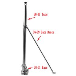 Heavy Duty Lifeline Stanchions and Accessories image