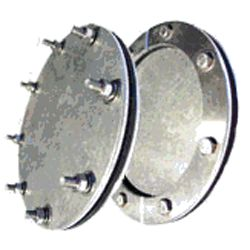 Tank Access Plate System - Stainless Steel image