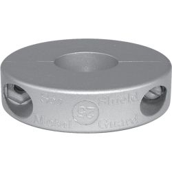 Beneteau Micro Limited Clearance Collar Anodes - Zinc image