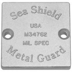 Mercury Outdrive Plate Anode - Zinc image