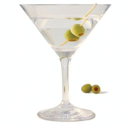 Design+Contemporary 12oz Martini Glass image