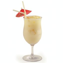 Design+Contemporary 13.5oz Pina Colada Glass image