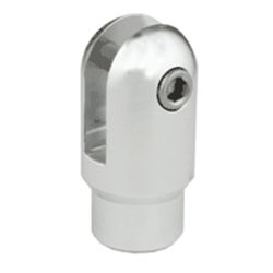 F30-1853 Aluminum Pin with Washer & Bolt Slot image