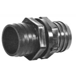 ABS Inline Check Valve - 1-1/2 in. Hose image