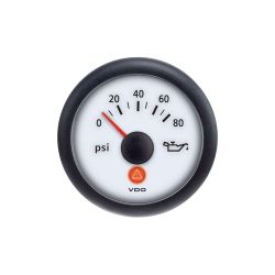 2-1/16 in. Oil Pressure Gauge and Sender Kits image