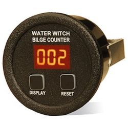 Bilge Pump Cycle Counters - with Square Face image