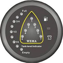 Round Multi-Tank Level Indicator image