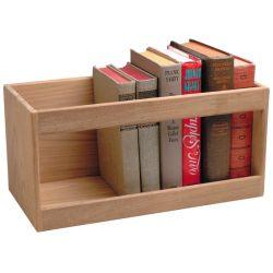 Teak Hardcover Book Rack image