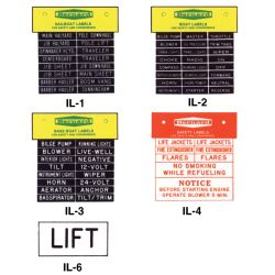 Pressure-Sensitive Identi-Label Sets image