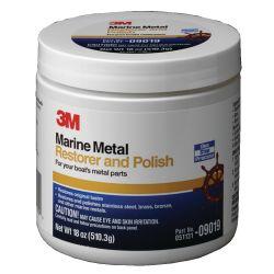 Marine Metal Restorer and Polish image