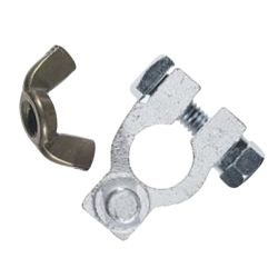 Tinned Copper Battery Terminals Set image